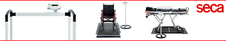 Seca Multifunction and Wheelchair Scales