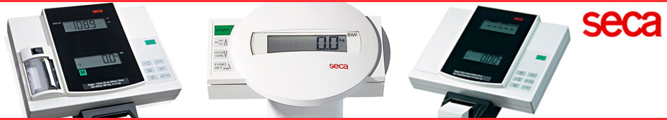 Seca Upright / Physician Scales