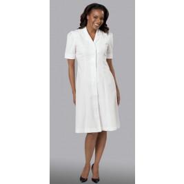 Peaches Short Sleeve Dress #0248