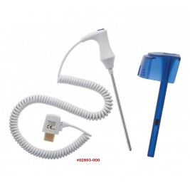 Welch Allyn SureTemp Plus ORAL Probe & Well w/ 4 ft. Cord   #02893-000  - for 690/692 Series