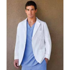 "Barco - Mr. Barco - 30"" Mens Lab Coat #0619"