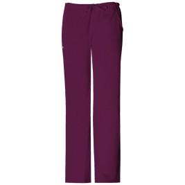 Cherokee Low Rise Straight Leg Drawstring Pant #1066