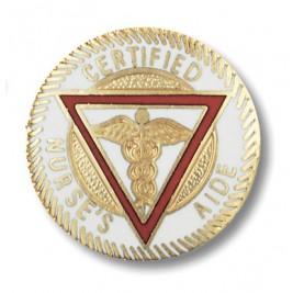 Emblem Pin #1076-Certified Nurses Aide