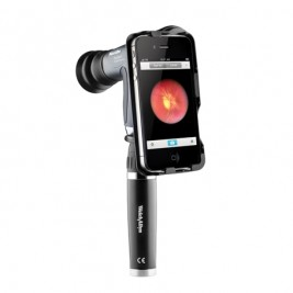 iExaminer Adapter turns the PanOptic Ophthalmoscope into a Mobile Digital Imaging Device (for iPhone 6 and 6s) #11840-A6