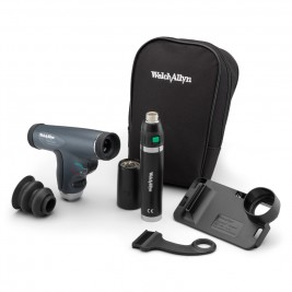 Welch Allyn iExaminer Set #11842-A6P - (For iPhone 6 Plus & 6S Plus)   Complete with #11820 PanOptic Ophthalmoscope, #11840-A6P adapter, #71900 Lithium Ion handle,  #05815-M Soft Case