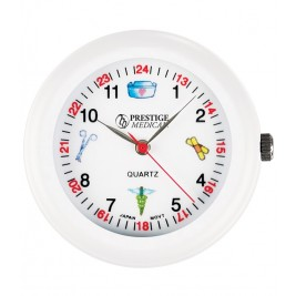 White Stethoscope Watch