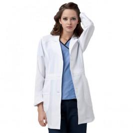 WonderWink WonderWORK Women's 4-Stretch Lab Coat #7004