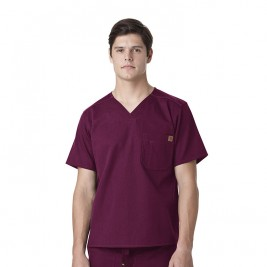 Ripstop by Carhartt Men's Solid Scrub Top #C15108