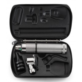 Welch Allyn Pneumatic Otoscope, Rechargeable Handle & Hard Case  #20270
