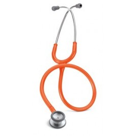 3M™ Littmann® Classic II Pediatric Stethoscope, Orange Tube, 28 inch, 2155