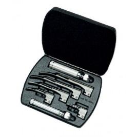 Welch Allyn Fiber Optic Laryngoscope Set #68696 (Miller)