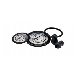 3M™ Littmann®  Cardiology III™ Stethoscope Spare Parts Kit  -Black   #40003