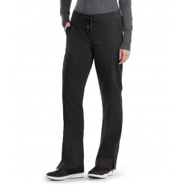 Greys's Anatomy by Barco 6 Pocket Low-Rise Straight Leg Women's Scrub Pant #4277