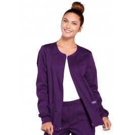 Cherokee Workwear Zip Front Warm-Up Jacket #4315