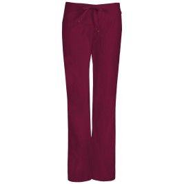 Code Happy Mid Rise Moderate Flare Drawstring Pant #46002AP