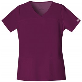 Cherokee Workwear V-Neck Top #4727