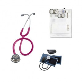 Nurse Kit #5 with Littmann Classic III  Stethoscope and Blood pressure and Instrument Holder with Instruments  #5620-5