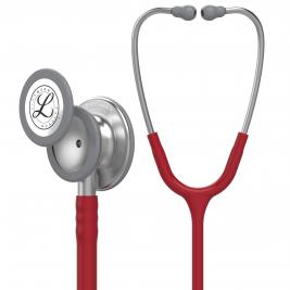 3M™ Littmann® Classic III™ Monitoring Stethoscope - Burgundy  #5627
