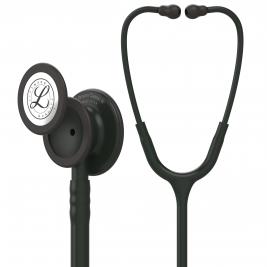 3M™ Littmann® Classic III™ Monitoring Stethoscope, Black Edition Chestpiece, Black Tube, 27 inch, 5803