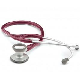 Adscope®Ultra-lite Cardiology Stethoscope  #606-Burgundy