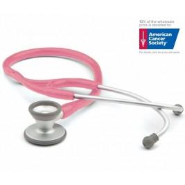 Adscope®Ultra-lite Cardiology Stethoscope  #606-Metallic Pink
