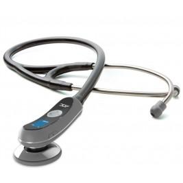 Adscope 658 Electronic Stethoscope-Metallic Gray