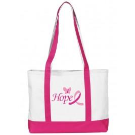 Breast Cancer Tote Bag #705-HBP