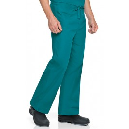 Landau UNISEX Classic Fit Reversible Drawstring AVERAGE Scrub Pants #7602