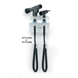 Welch Allyn GS 777  Wall Transformer w/ PanOptic Ophthalmoscope (11810) and MacroView Otoscope #77710-81M