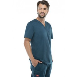 Dickies Men's V-Neck Top #81800