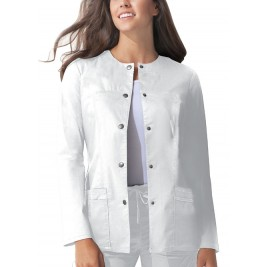 Dickies Snap Front Warm-Up Jacket #82409
