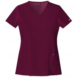 Dickies V-Neck Top #82851