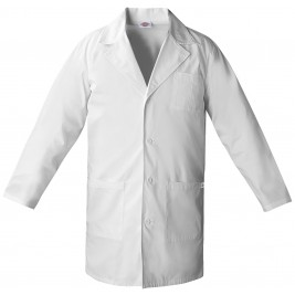 "Dickies 37"" Unisex Lab Coat #83402"