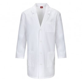 "Dickies 37"" Unisex Lab Coat #83402A"