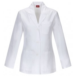 "Dickies 28""  Lab Coat #84401A"