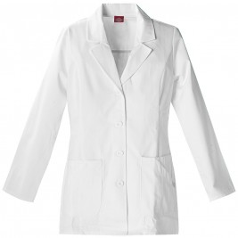 """Dickies 29"""" Lab Coat #84405"""