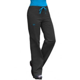 MedCouture Women's Drawstring Solid Scrub Pant #8705