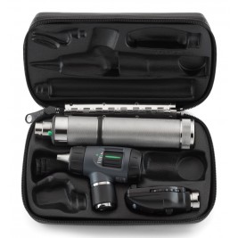 Welch Allyn MacroView Diagnostic Set with Macroview Otoscope #23810 and Standard Ophthalmoscope Head #11710 and Ni-Cad Rechargeable  Handle  #97150-M