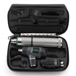 Welch Allyn Diagnostic Set with Macroview Otoscope #23810 and Coaxial Ophthalmoscope #11720 and Ni-Cad Handle #97250-M