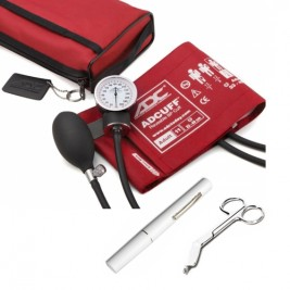 Assessment Kit with BP (768-11A), Bandage Scissor (1700), and Penlight (354)