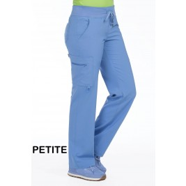 Activate by MedCouture Knit Waist Drawstring Yoga PETITE Pant  #8747P
