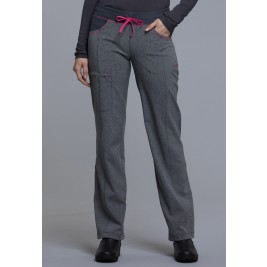 Cherokee Low Rise Straight Leg Drawstring Pant #CK030AP