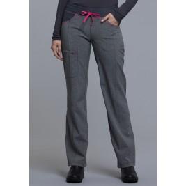 Cherokee Low Rise Straight Leg Drawstring Pant #CK030AT