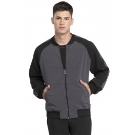 Cherokee Men's Colorblock Zip Front Jacket #CK335A
