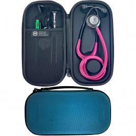 Pod Technical Classic Micro Stethoscope Case- Caribbean
