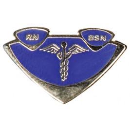 Cherokee Emblem Pin CMEP - RNBSN