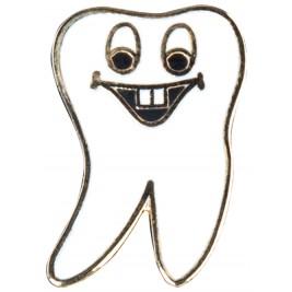 Cherokee Emblem Pin CMEP - Tooth