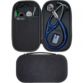 Pod Technical Cardiopod II Hard Stethoscope Case - Black
