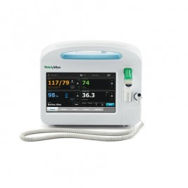 Connex® Vital Signs Monitor By Welch Allyn With BP, Nellcor SpO2 & Thermometry #67NXTC-B
