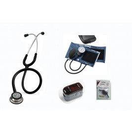 Darton College Kit:  Littmann Classic III,  #2200 Pulse Ox, #775-11AN BP